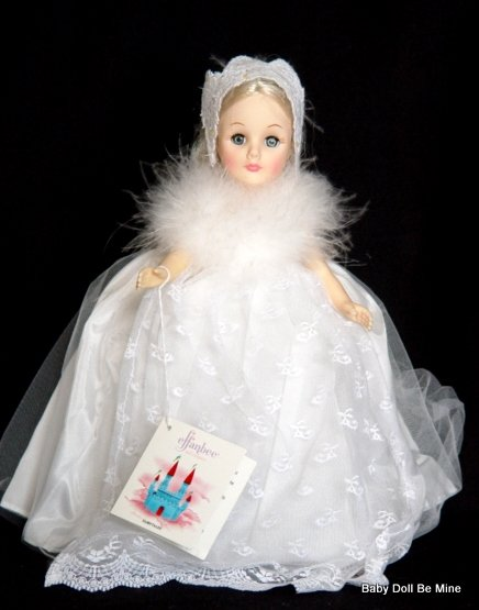 Effanbee Snow Queen Baby Doll Be Mine