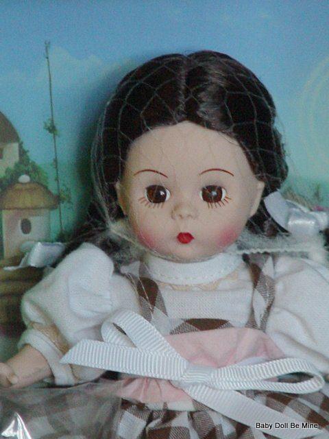 madame alexander dorothy arrives in munchkinland baby