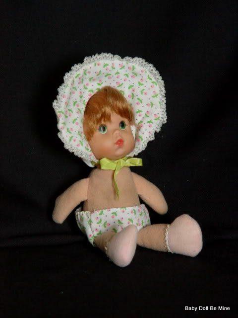 Mattel Baby Bonnet Beans Baby Doll Be Mine
