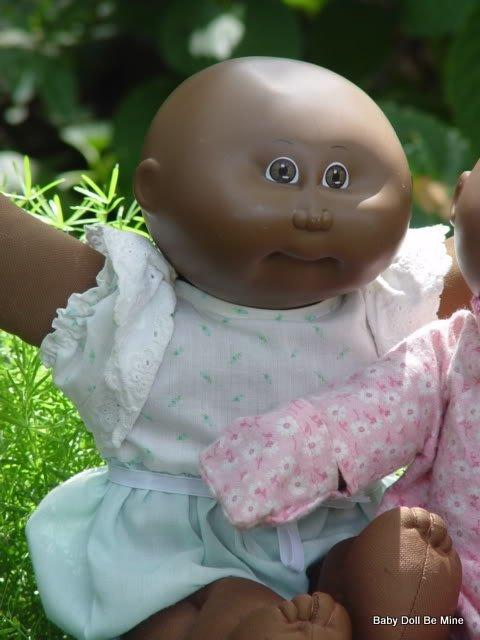 Cabbage Patch 2 African American Preemies Baby Doll Be Mine